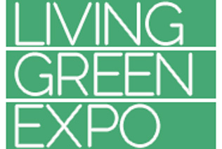 living green expo logo