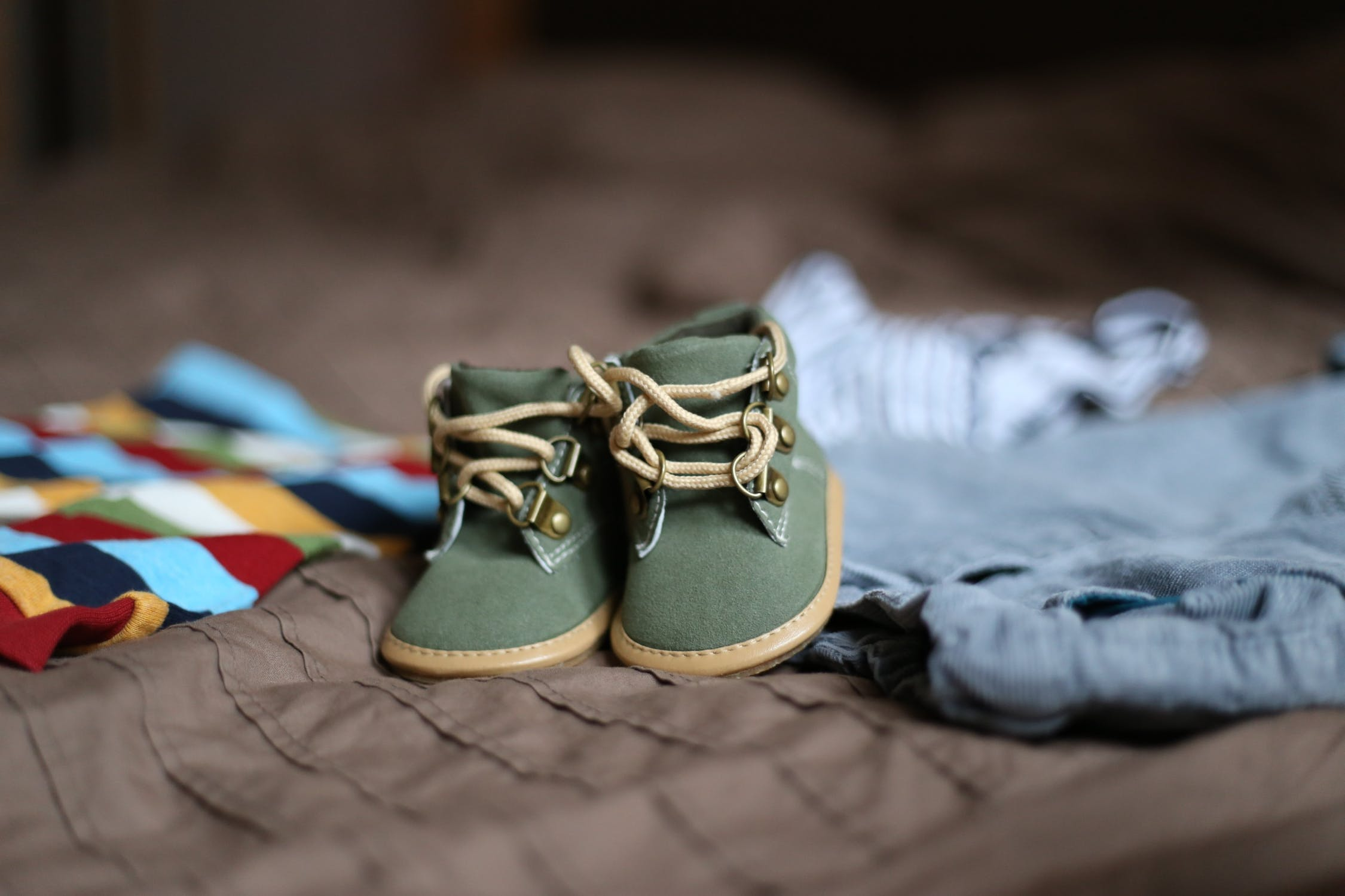 kids clothes and shoes