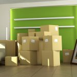 Between Homes – How to Have a Stress-Free Move
