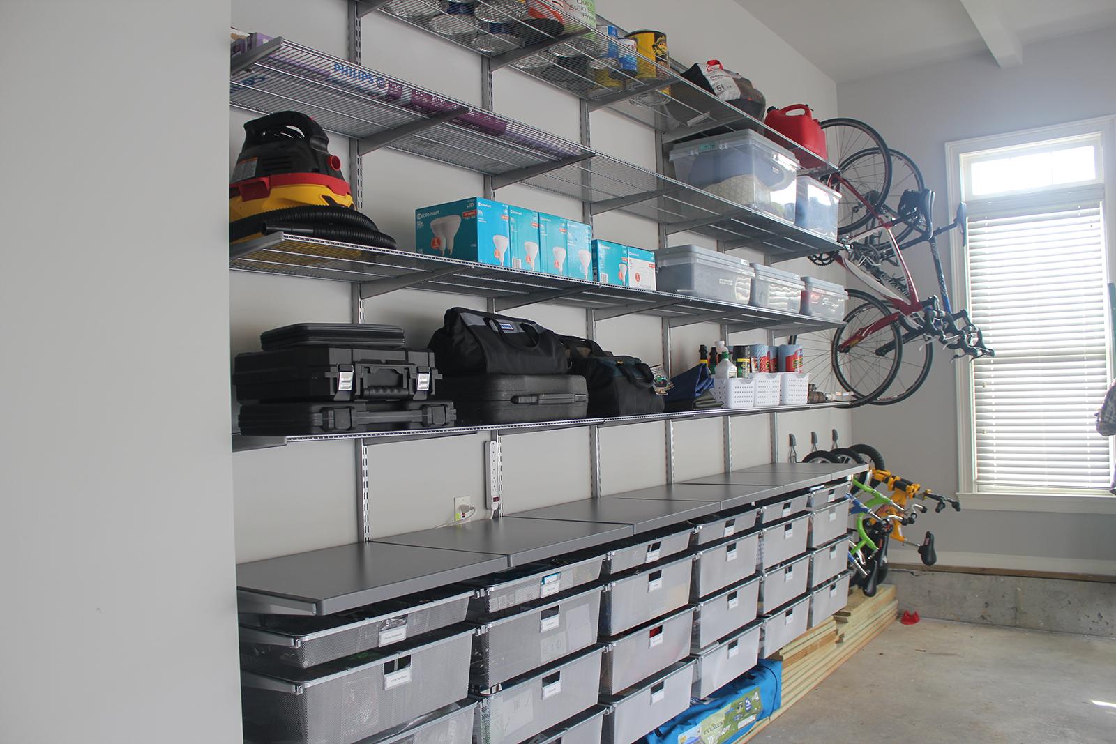 elfa garage system